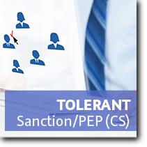 TOLERANT Sanction/PEP (CS)