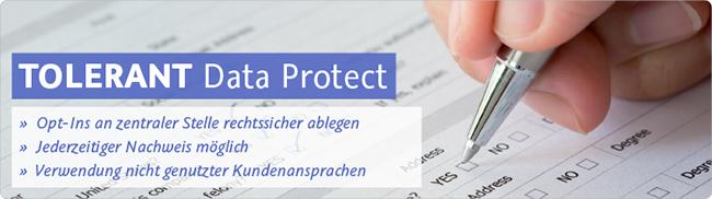 TOLERANT Data Protect